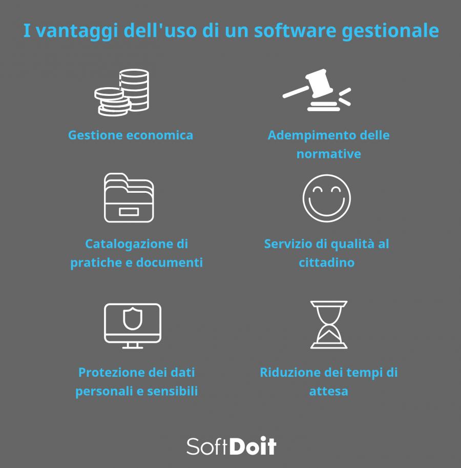 software gestionale pubblica amministrazione
